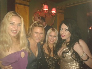 Ivey Passion, Charlotte Rose, Kaz B & Harley Sin
