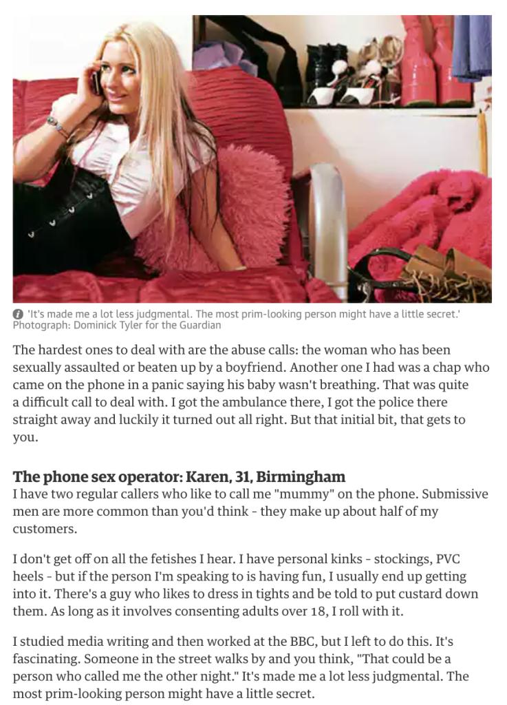 Guardian News Article